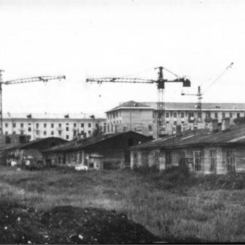 Уфа, 1950-е